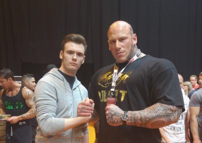 Jack Donald and Martyn Ford